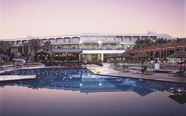 Hotel Lutania Beach, Řecko, Rhodos, 8 dní, Letecky, All inclusive, Alespoň 4 ★★★★, sleva 24 %, bonus (Levné parkování u letiště: 8 dní 499,- | 12 dní 749,- | 16 dní 899,- )