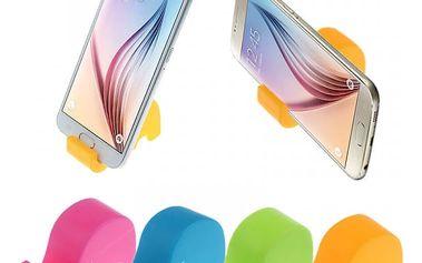 Roztomilý stojánek pro smartphony v podobě slona