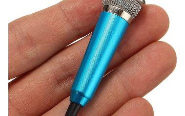 Mini kapesní nahrávací mikrofon v různých barvách