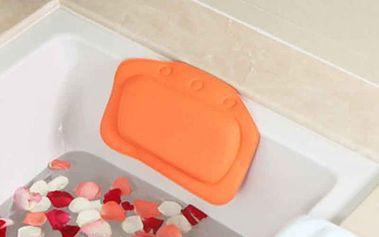 Polštář pěnový do koupele - 5 barev