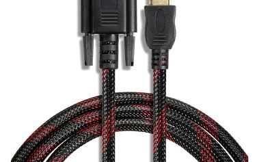 Redukce HDMI do VGA 15-pin (1,5 m)