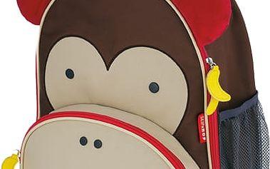 SKIP HOP Zoo Kufr cestovní - Opička