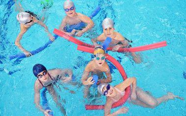 Základní plavecká přípravka pro děti od 6 let