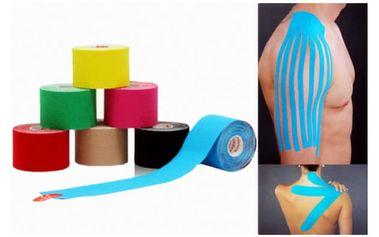 Tejpovací páska 5 m - mix barev