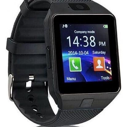 Chytré bluetooth hodinky pro Android smartphony s kamerou