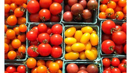 Semena cherry rajčat - 200 ks