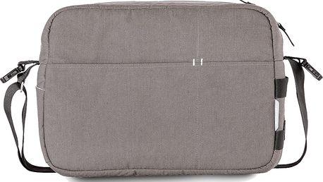 X-LANDER Taška ke kočárku X-Bag, Stone Grey