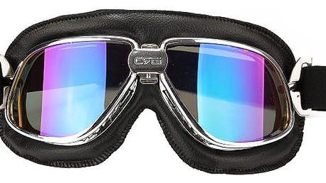 Brýle na motocykl v 5 barevných provedení