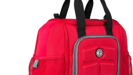 6 Pack Innovator Mini, Červená