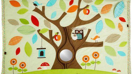 SKIP HOP Kamarádi ze stromu - Deka hrací,velká