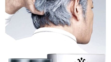 Vlasový gel ve stříbrné barvě - 120 ml
