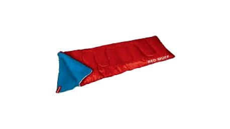 SPOKEY Muff červený spací pytel