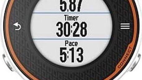 Hodinky Garmin 620 HR Run (010-01128-41) bílé