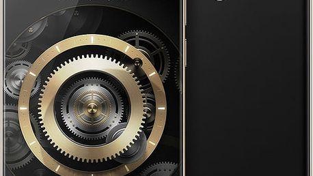 Nubia Z11 - 64GB, černo/zlatá - 6934933079489