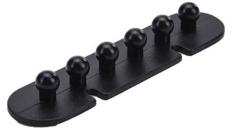 Multifunkční držák na kabely - 4 ks