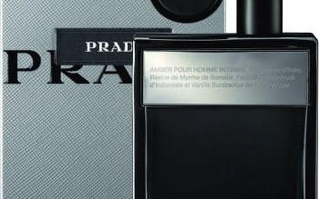 Prada Prada Amber Pour Homme Intense 100 ml parfémovaná voda tester pro muže