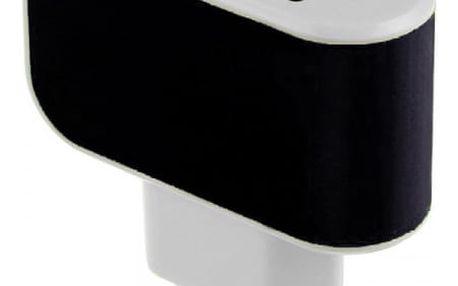 Trojitá USB nabíječka do zásuvky