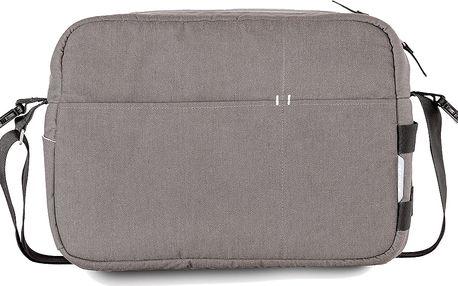 X-LANDER Přebalovací taška s podložkou X-Bag - Stone Grey