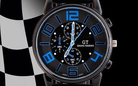Pánské sportovní silikonové hodinky