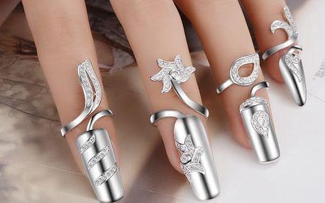 Prsten s nehtem - mix druhů