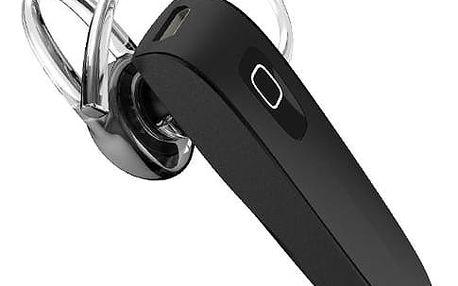 Bezdrátové bluetooth 4.0 handsfree sluchátko v černé nebo bílé barvě