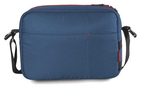 X-LANDER Přebalovací taška s podložkou X-Bag - Berry Red
