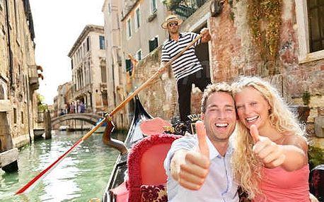 Pobyt u Benátek v 3* hotelu pro dva se snídaní