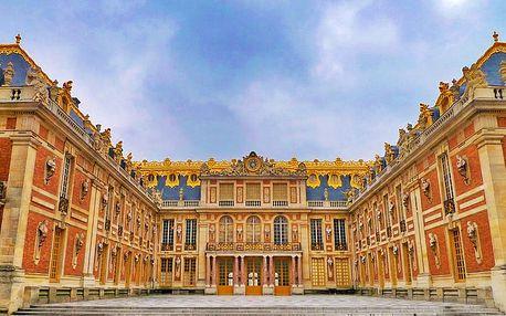 Zájezd do Paříže s návštěvou Versailles a termálních lázní pro JEDNOHO