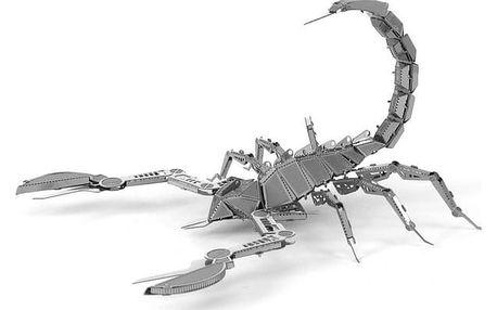 3D puzzle - škorpion