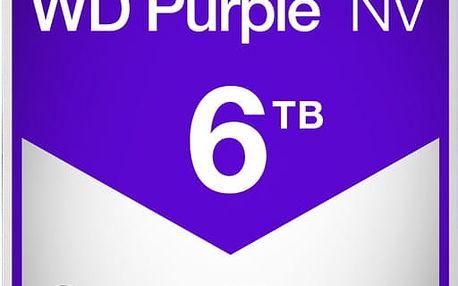 WD Purple - 6TB - WD6NPURX