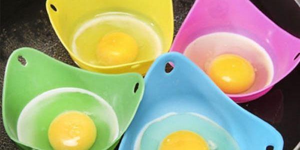 Silikonové lodičky na úpravu vajec - dodání do 2 dnů