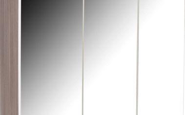 Skříňka se zrcadlem avensis, 90/72/20,5 cm