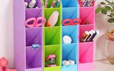 Kreativní box na kancelářský stůl
