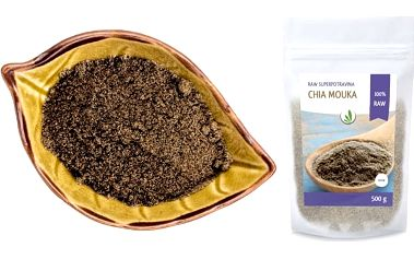 Allnature chia mouka RAW – 500 g