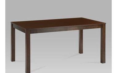 Jídelní stůl BT-6955 barva ořech