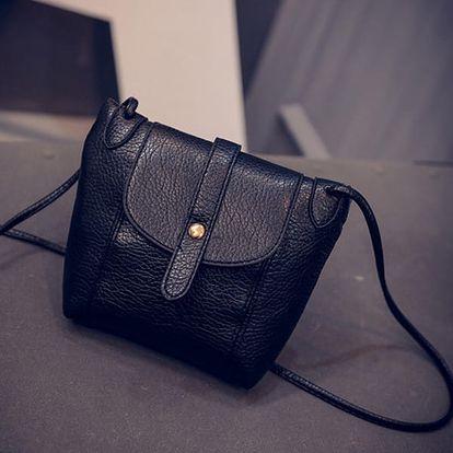Malá elegantní kabelka přes rameno - 4 barvy