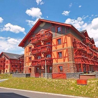 Relax v Tatrách: 3–4 dny v luxusních apartmánech