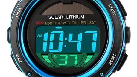 Digitální hodinky se stopkami - 2 barvy