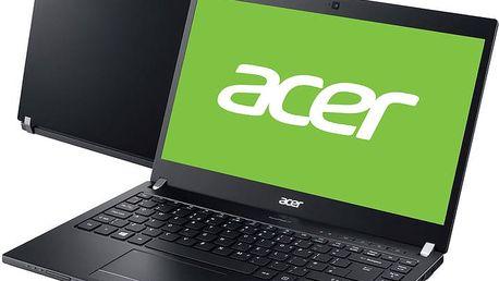 Acer TravelMate P6 (TMP648-M-50SB), černá - NX.VCDEC.001 + Microsoft Office 365 pro domácnosti - 1 rok v ceně 2299 Kč + Sleva Office