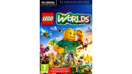LEGO Worlds (PC) - PC