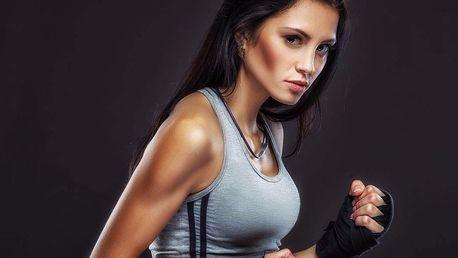 Cvičení nebo kurz sebeobrany v Tiger Gymu