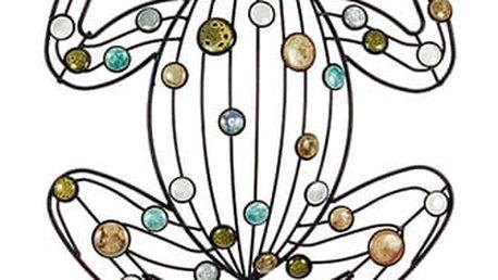 Žába kovová