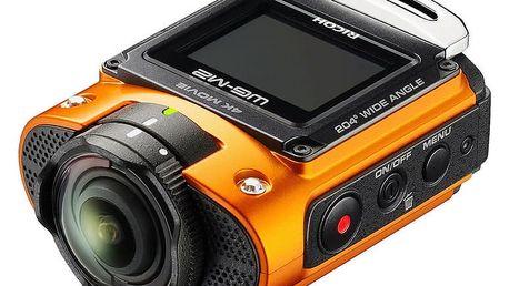 RICOH WG-M2 kit, oranžová - 03802