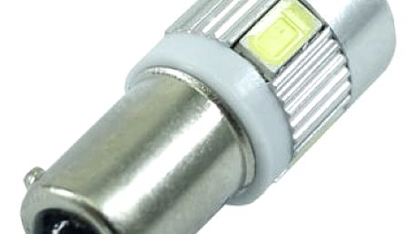 Interiérová LED auto žárovka T4W (BA9S)
