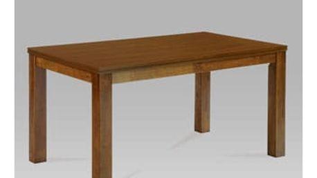 Jídelní stůl 150x90cm, barva ořech