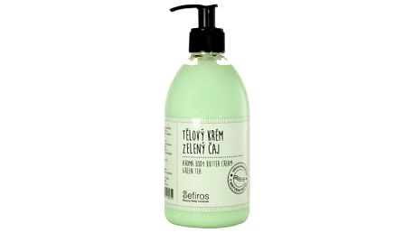 Sefiros Aroma Green Tea 500 ml tělový krém pro ženy