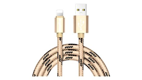 USB kabel s konektorem 8pin Lightning pro Apple