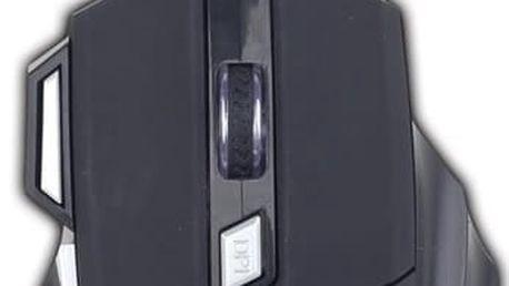 Gembird MUSG-02, černá