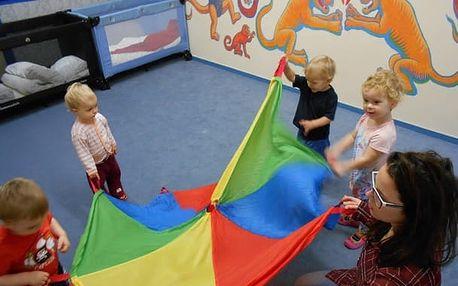 Sportovně-pohybové hry pro děti od 3 let