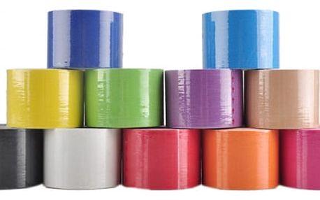 Tejpovací páska - 11 barev / 5 m